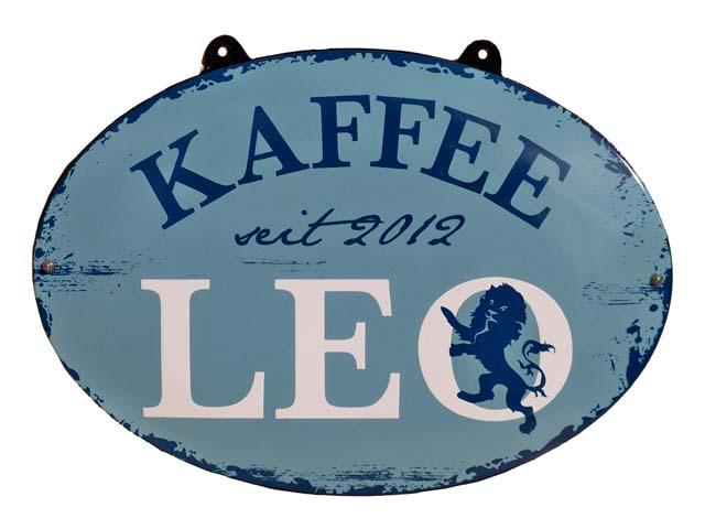 Ausleger-Kaffee-Leo