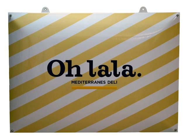 Ausleger-Oh-lala