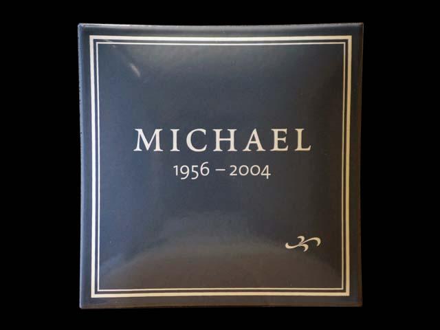 Grabschild-Michael