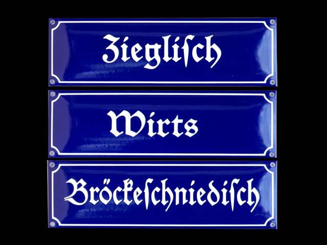 Hofschild-Frakturschrift