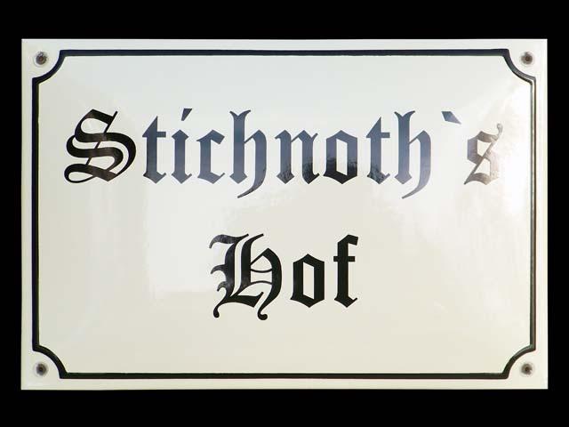 Hofschild-Strichnoth