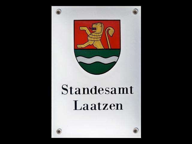 Wappen-Laatzen