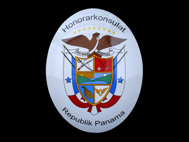 Wappen-Panama