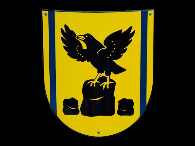 Wappen-Raben