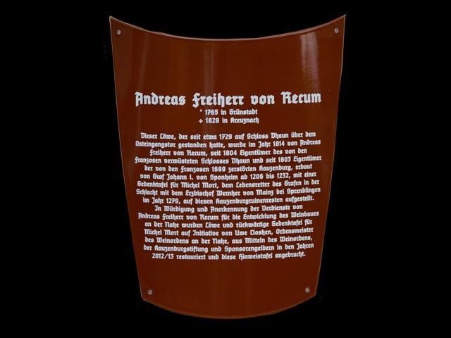 Wappen-Recum