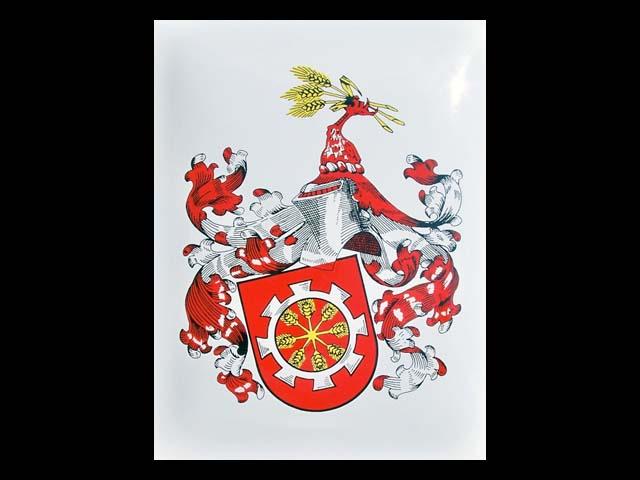 Wappen-Rot-Gelb