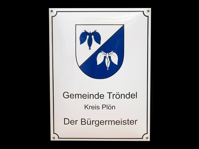 Wappen-Troendel