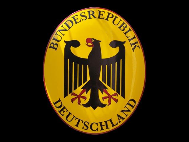 Wappen.Bundesrepublik