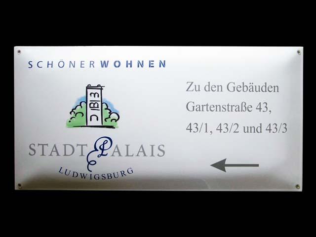 Wegweisend-Stadtpalais