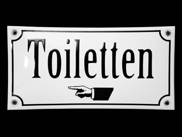 Wegweisend-Toiletten-I