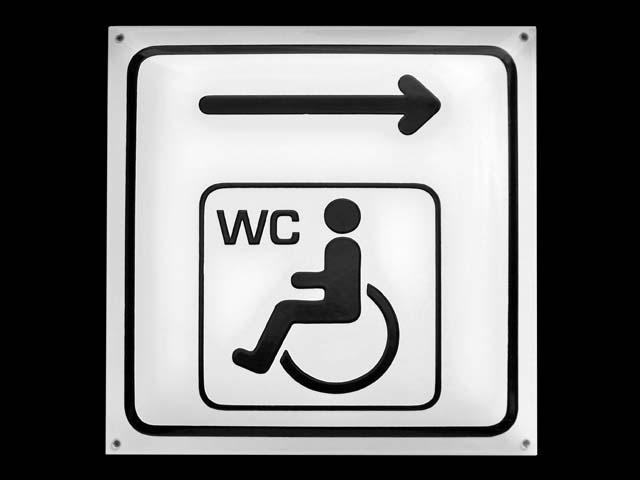 Wegweisend-WC-I