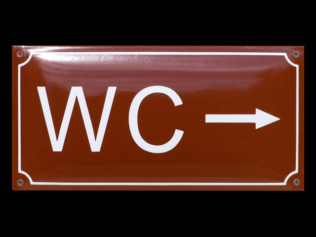 Wegweisend-WC-II