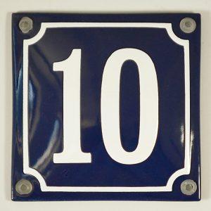 Emaille-Hausnummer-10x10cm-Schablone