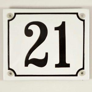 Emaille-Hausnummer-12x10-schabloniert