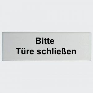 Bitte-Tuere-schliessen-flach-115x30mm