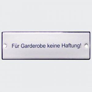 Fuer-Garderobe-keine-Haftung-gewoelbt-110x35mm