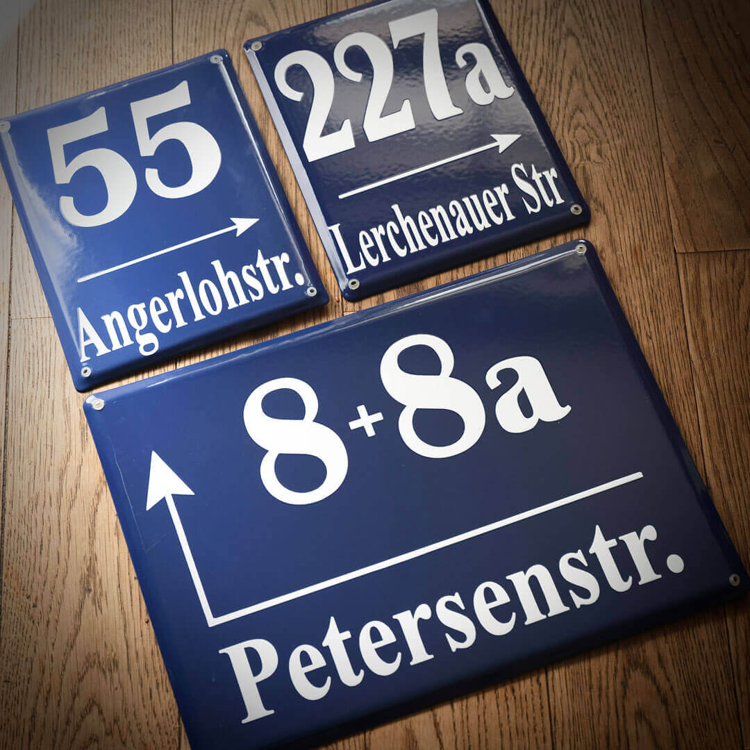 Münchner-Hausnummern