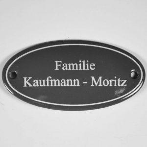 Ovales-Namensschild-Emaille-10x5-cm