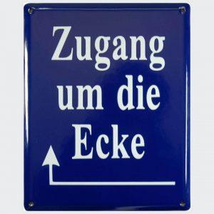 Zusatzschild-München-20x25-cm