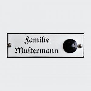 emailliertes-Klingelschild-110x35mm