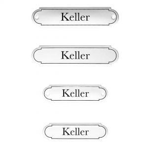 Emaille-Türschild-Keller