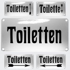 Hinweisschild-Toiletten-20x10cm