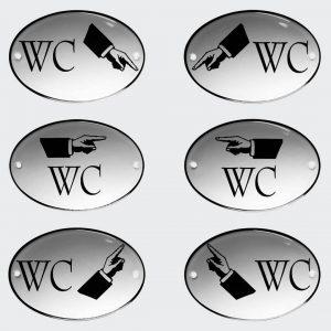 Toilettenschild-WC-Handzeiger-12x8cm