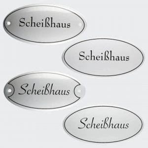 Tuerschild-Emaille-Scheisshaus-oval-10x5cm